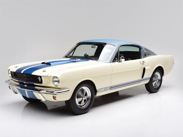 You Can Buy The 1966 Shelby GT350 Ford Mustang Prototype | Cars ...