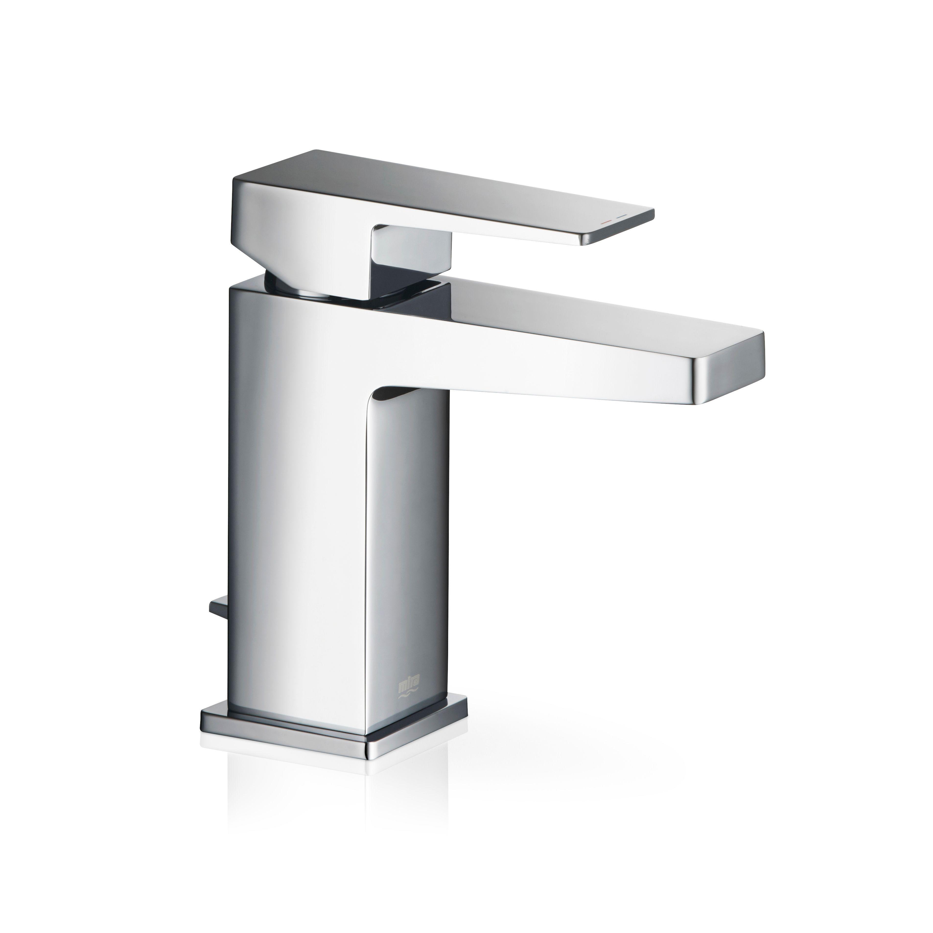 Mira Honesty 1 Lever Basin Mixer Tap | Departments | DIY ...