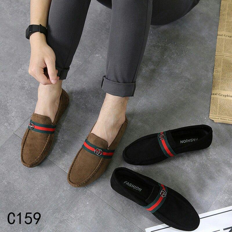 Sepatu Fashion Men Jc Sw 8114 C159 Size 40 41 42 43 44 Weight