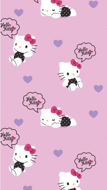 Idea By Cathy Sheffield On Hello Kitty Favs Hello Kitty Backgrounds