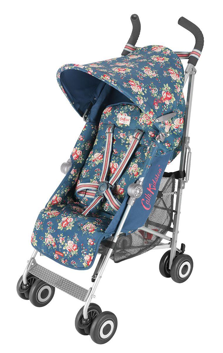 Cath Kidston Spray Flower stroller by Maclaren Bebe