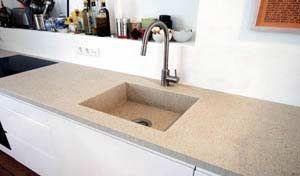 Küchenarbeitsplatte Aus Beton arbeitsplatte aus beton strata kreativt