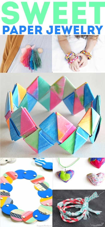 60 Rockin Paper Crafts Crafts For Kids To Make Paper