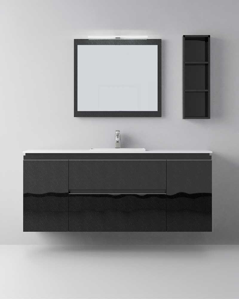 Proyecto Mueble Funcional Diseño De Mobiliario A Medida: Muebles De Baño De Diseño Moderno Y Contemporáneo. Muebles