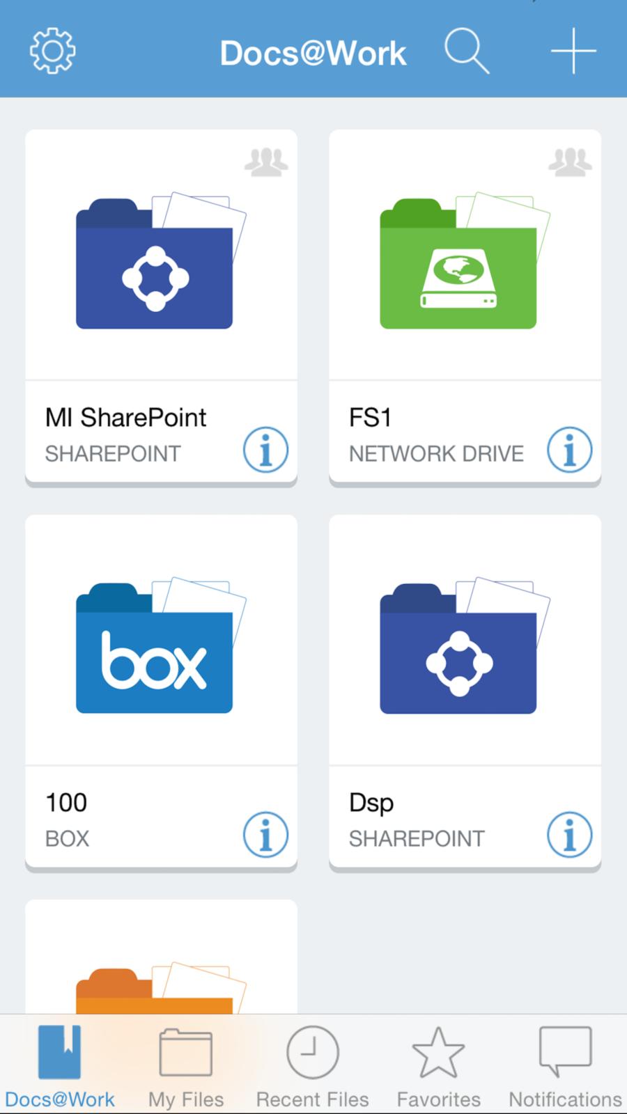MobileIron DocsWork iosProductivityappapps (With