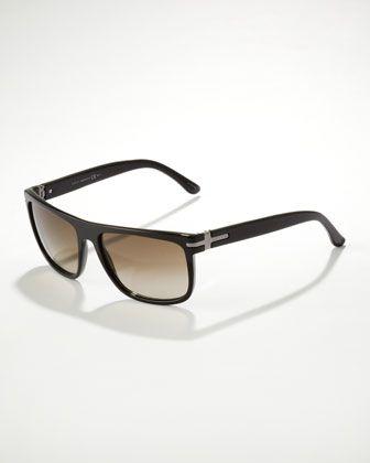 52679bbb3c608 Square Plastic Sunglasses