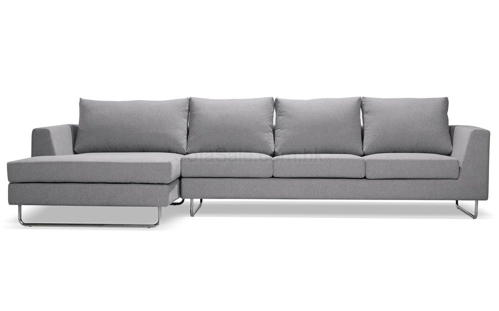 L Shape Fabric Sofa Online In Hong Kong