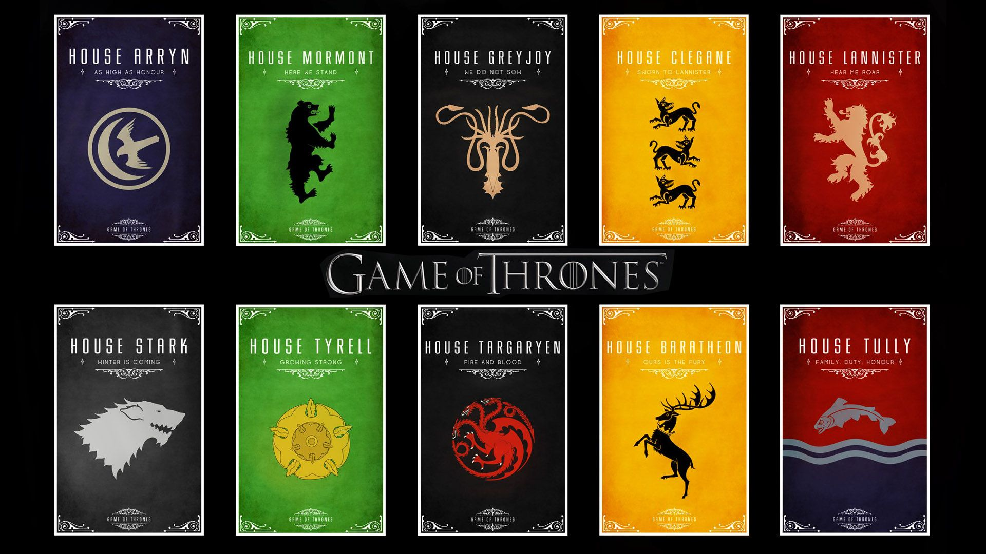 game of thrones house logos game of thrones ten kingdoms 1920x1080 hd image tv series. Black Bedroom Furniture Sets. Home Design Ideas