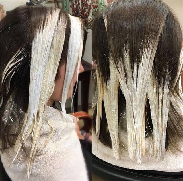 Trendy Hair Colour Bronde