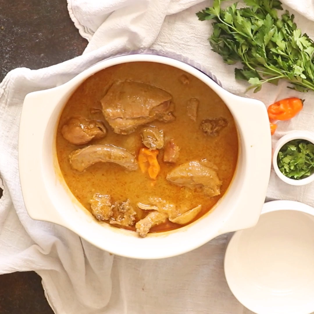 Photo of African Pepper Soup (Chicken)