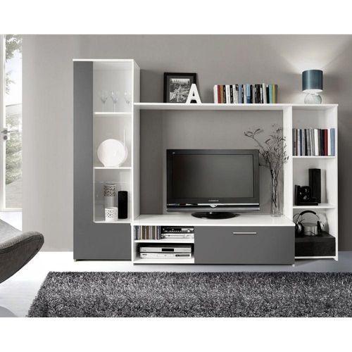 Cloud séjour tv 220cm blagris achat vente meubles tv hi fi rue