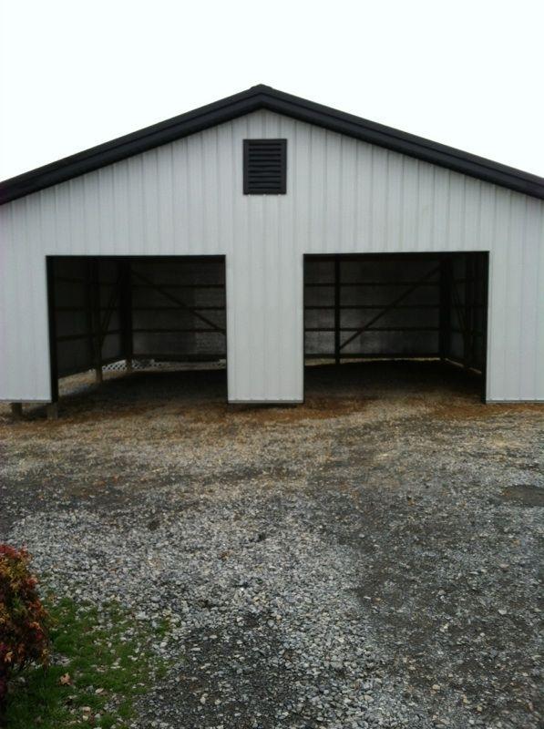 30x30x10 Garage Nationalbarn