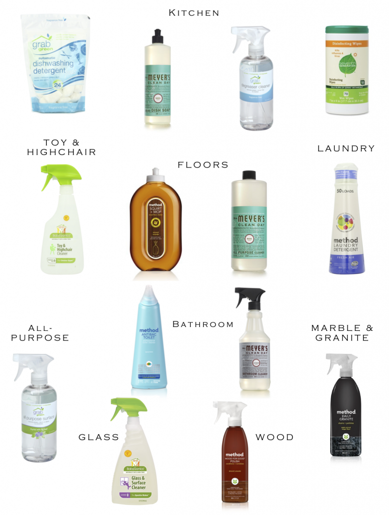 Non Toxic Cruelty Free Cleaning Products Limpieza Casa