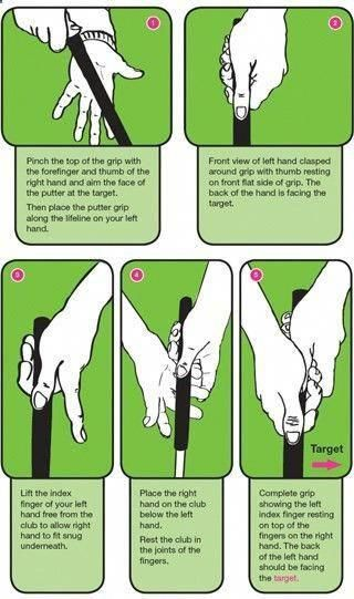 You have to grip the club correctly in order to properly ...