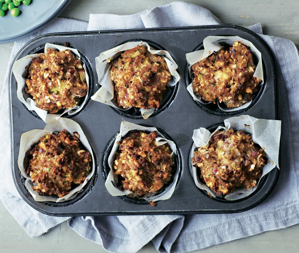 Turkey & courgette meatloaves | Recipe | Asda recipes ...