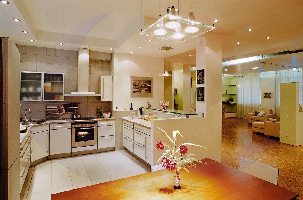 New trends for false ceiling designs for kitchen ceilings | Kitchen ...
