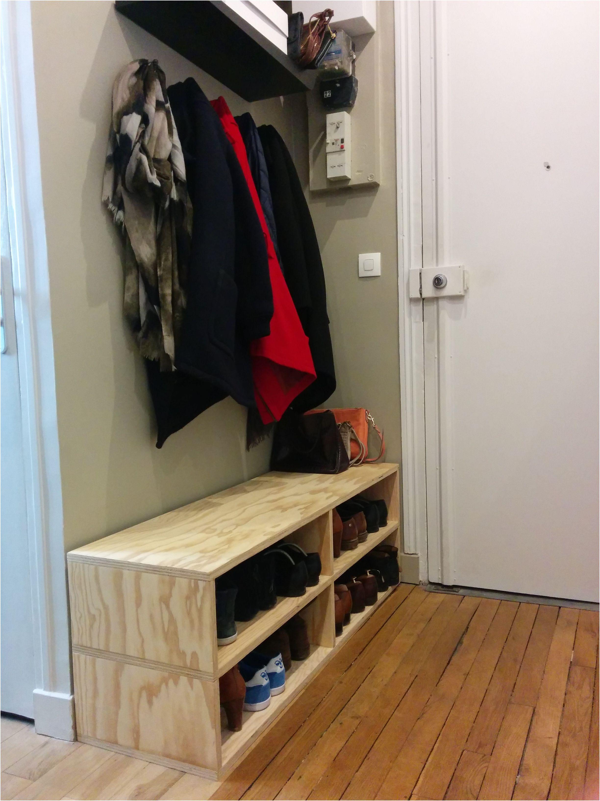 24+ Faire un meuble a chaussure ideas