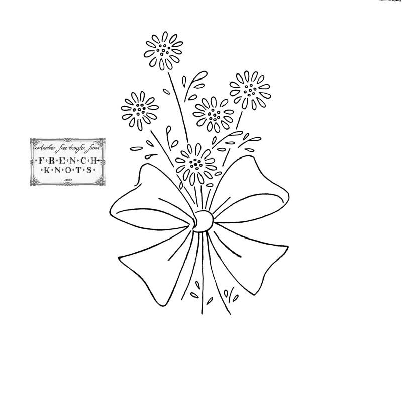 Flowers Nature Embroidery Patterns Projects To Try Pinterest