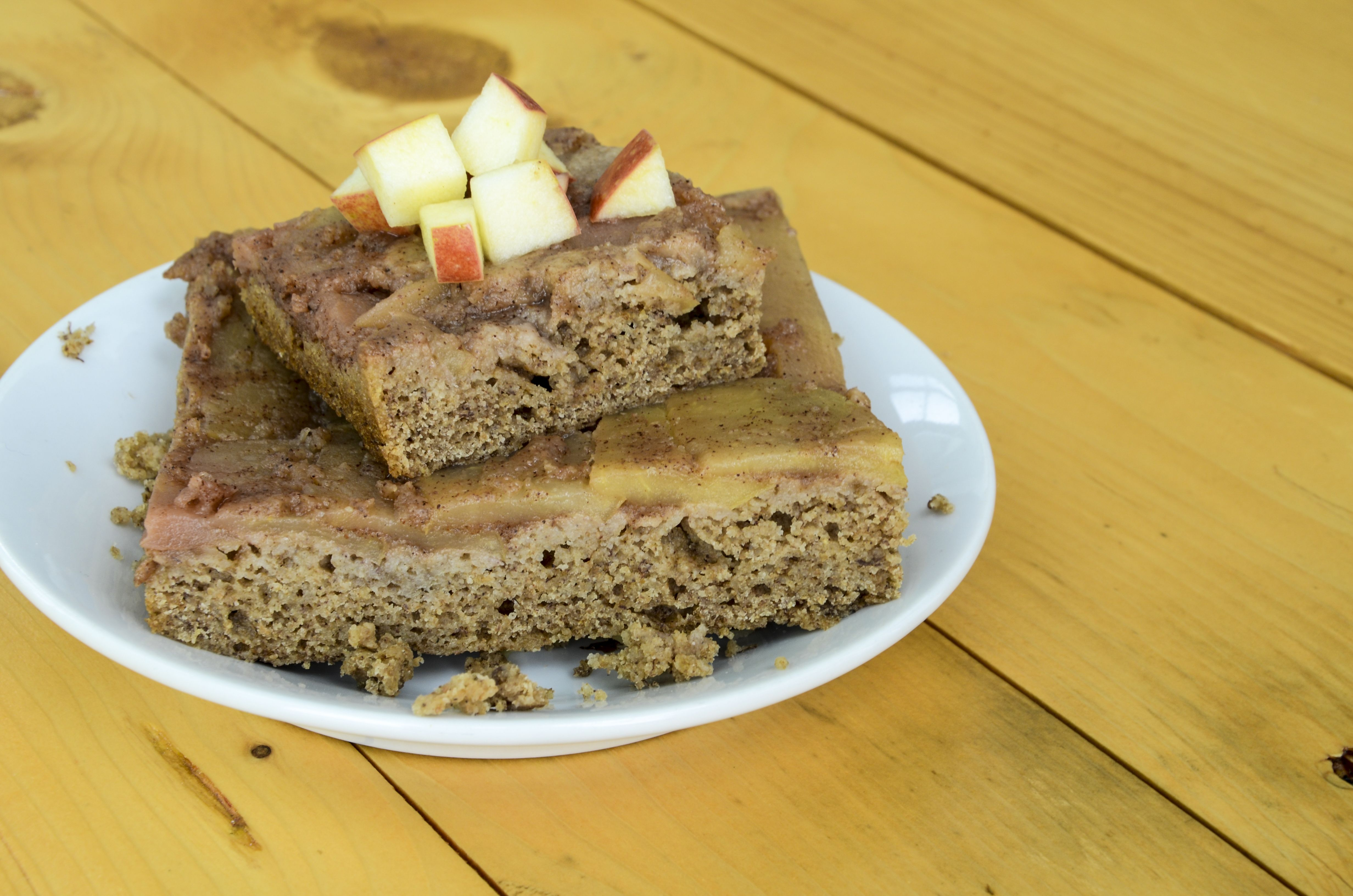 Apple Cake: A fun morning snack, a creative birthday party treat, or an after-school activity for the kids.