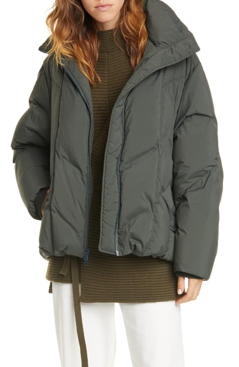 Vince Hooded Down Puffer Jacket Nordstrom Puffer Jacket Style Jackets Puffer Jackets [ 1196 x 780 Pixel ]