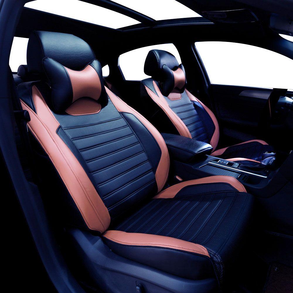 leather car seat cover for bmw audi volkswagen suzuki kia. Black Bedroom Furniture Sets. Home Design Ideas