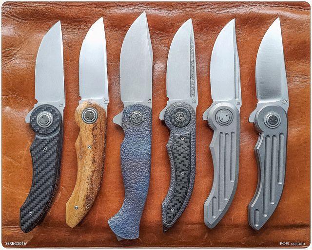 Knife Maker : Gudy van Poppel (NL) | by Wouter | Sere