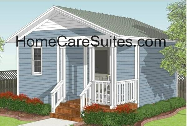Mother in law suites senior housing mother in law for Modular mother in law suite