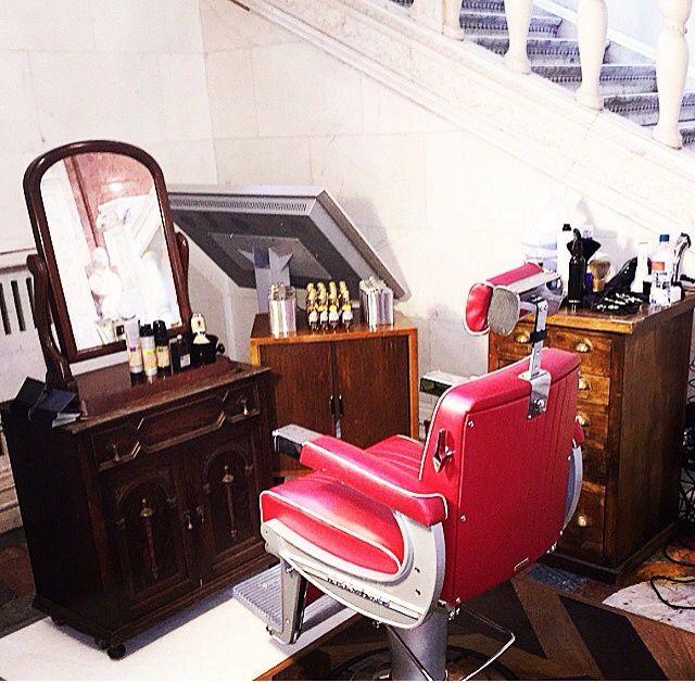 Pop Up Babershop Decor Home Decor Barber Chair