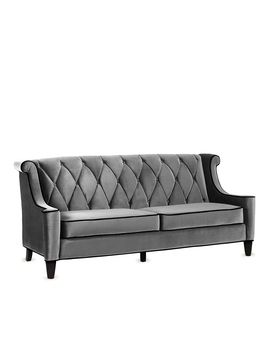 Barrister Sofa from Park Avenue Penthouse: Furniture & Accents on Gilt