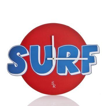 Earth de Fleur Homewares - Surf Wall Clock