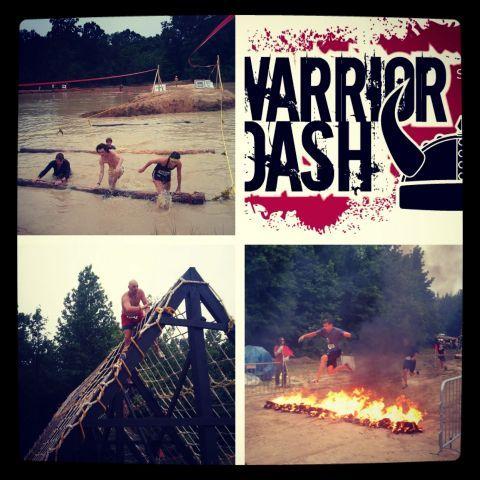 Warrior Dash:  Done!  :)
