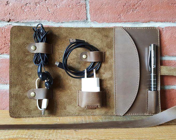 Cord Wrap Cable Organizer Personalized Trabajo del