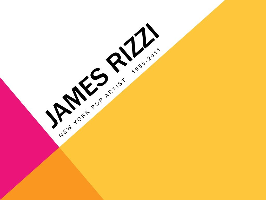 James Rizzi By George Kelly Elementary Via