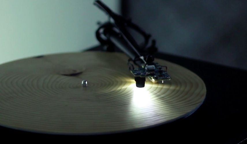 With the help of a special turntable designed to read tree\u002Drings like tracks on an LP, a tree\u0027s biography can now actually be heard like its discography.