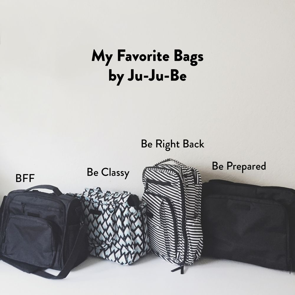 The Best Diaper Bags Ever Via Rad And Happy And Ju Ju Be