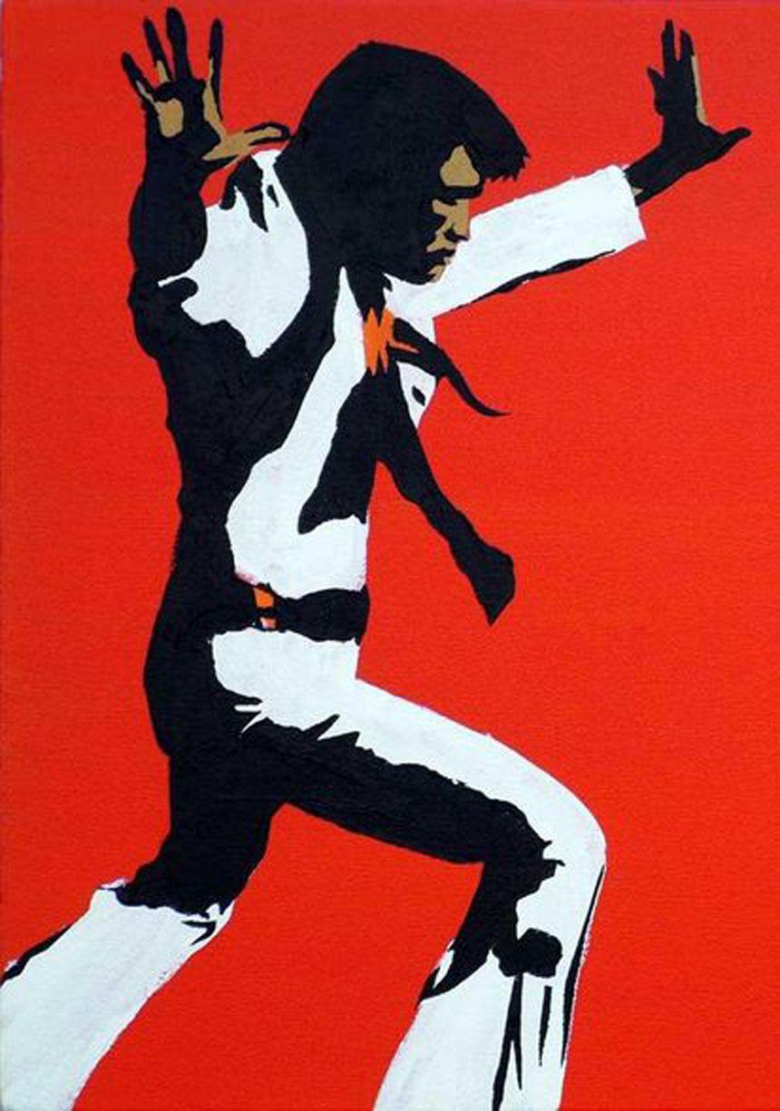 Elvis Pop Art Art For The Walls In 2019 Famous Pop Art