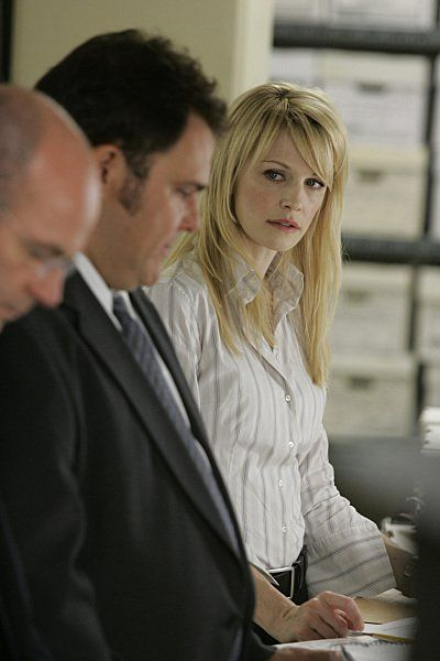 Kathryn Morris in Cold Case