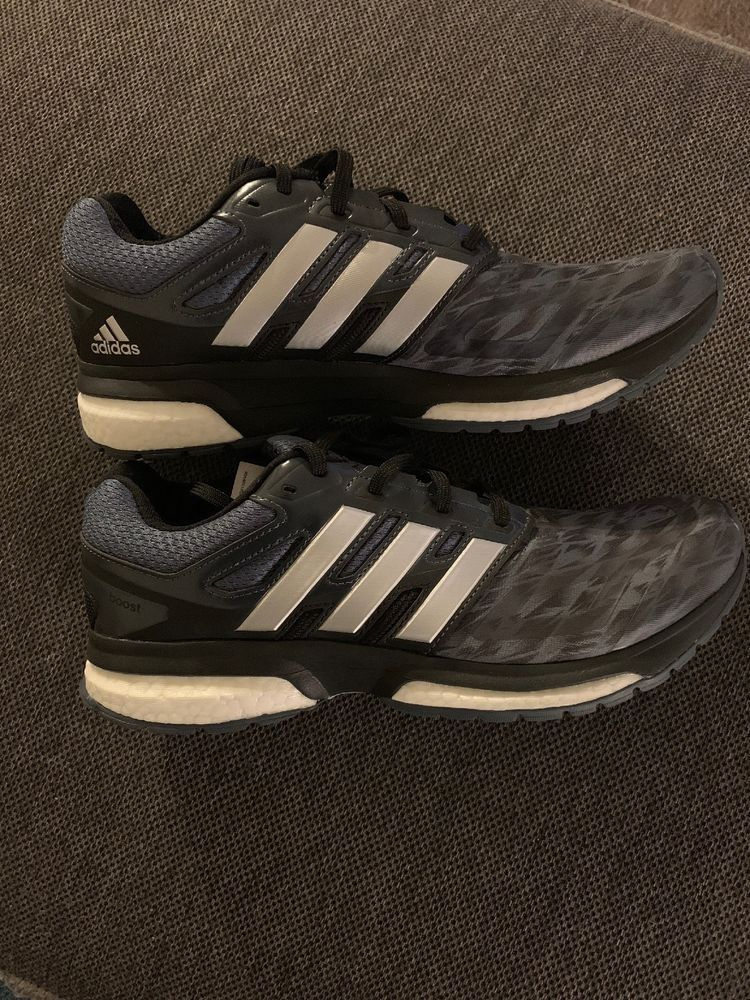 ADIDAS RESPONSE BOOST TECHFIT RUNNING SHOES MEN S SIZE 8.5  fashion   clothing  shoes   0aa69b29b