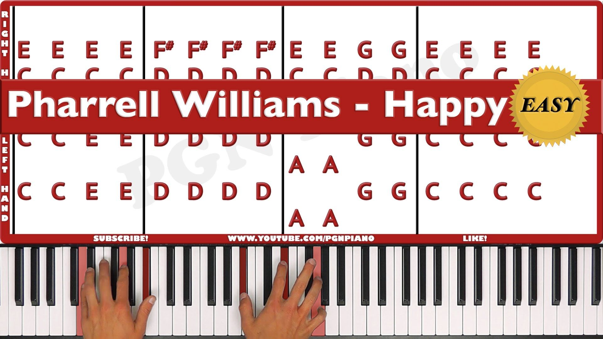 Download lessons slides here httppgnpiano support easy how to play if i aint got you alicia keys piano tutorial lesson pgn piano hexwebz Gallery