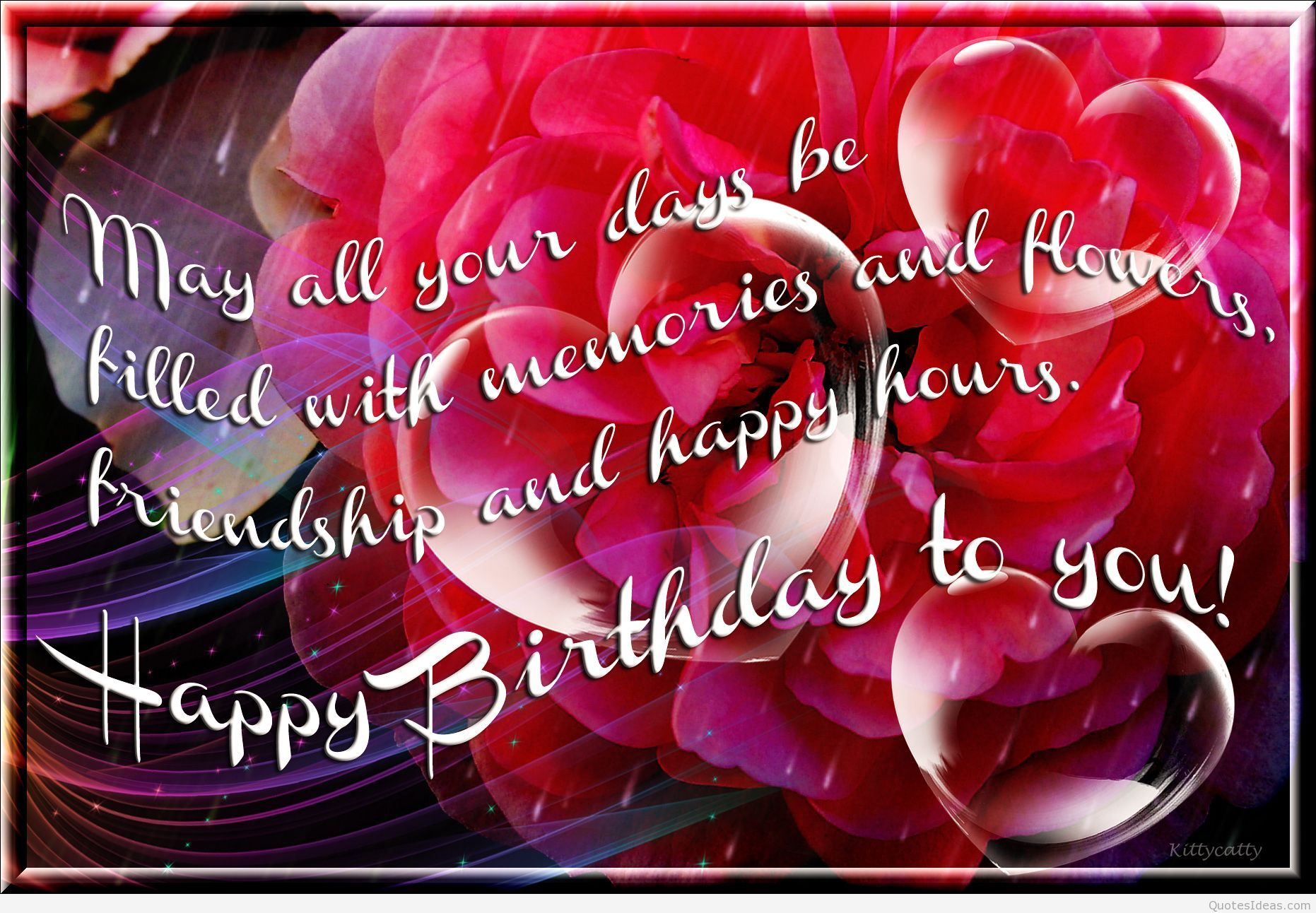 Happy birthdays quotes wallpapers | Happy birthday | Pinterest ...