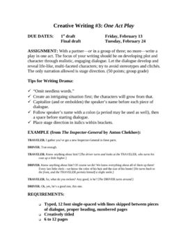 Act writing help