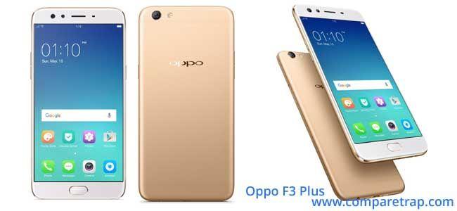 Oppo F3 Plus Price In India 16 MP Camera