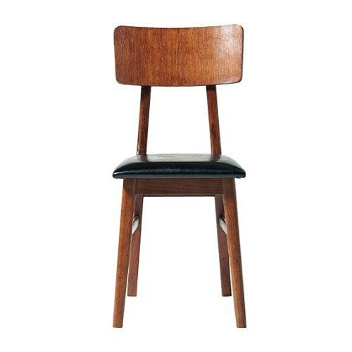 journal standard Furniture  DOVER CHAIR BROWN