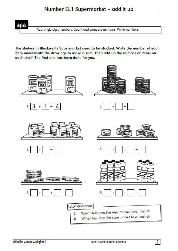 46+ Math skills worksheets Latest News