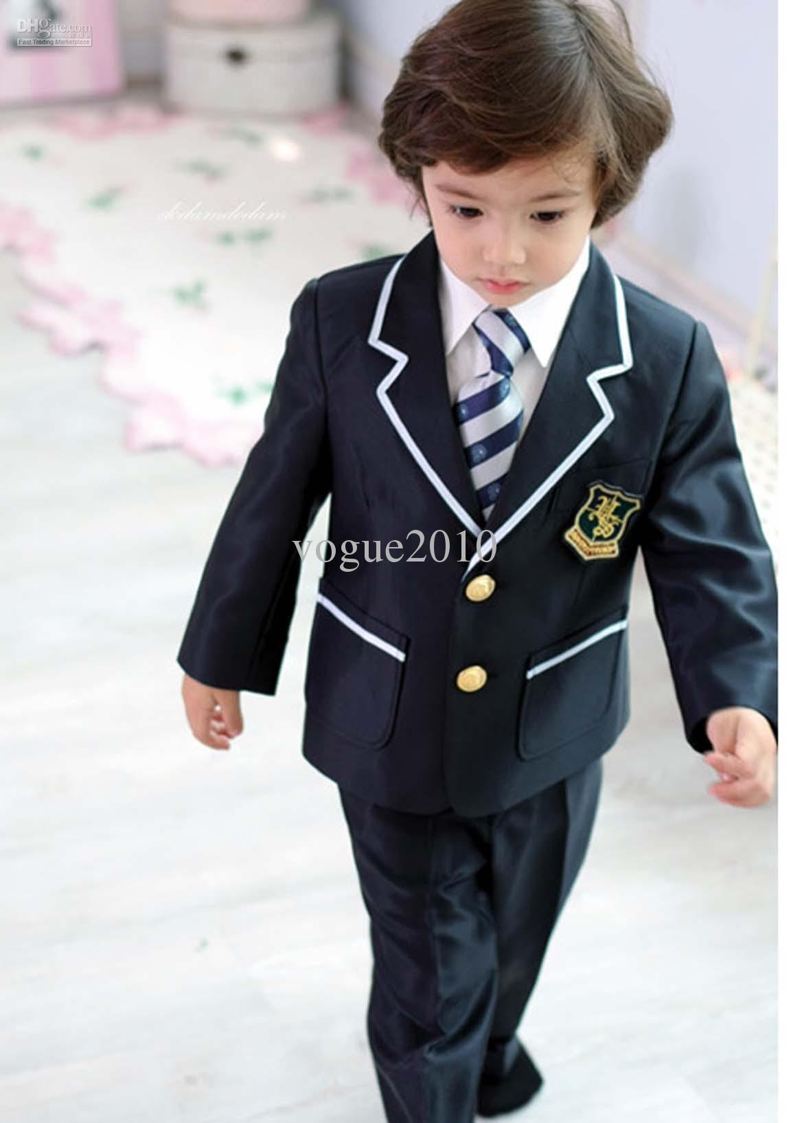 Flower Boy/ New fashion Boys\' Attire Boy Wedding Suit kid suits ...
