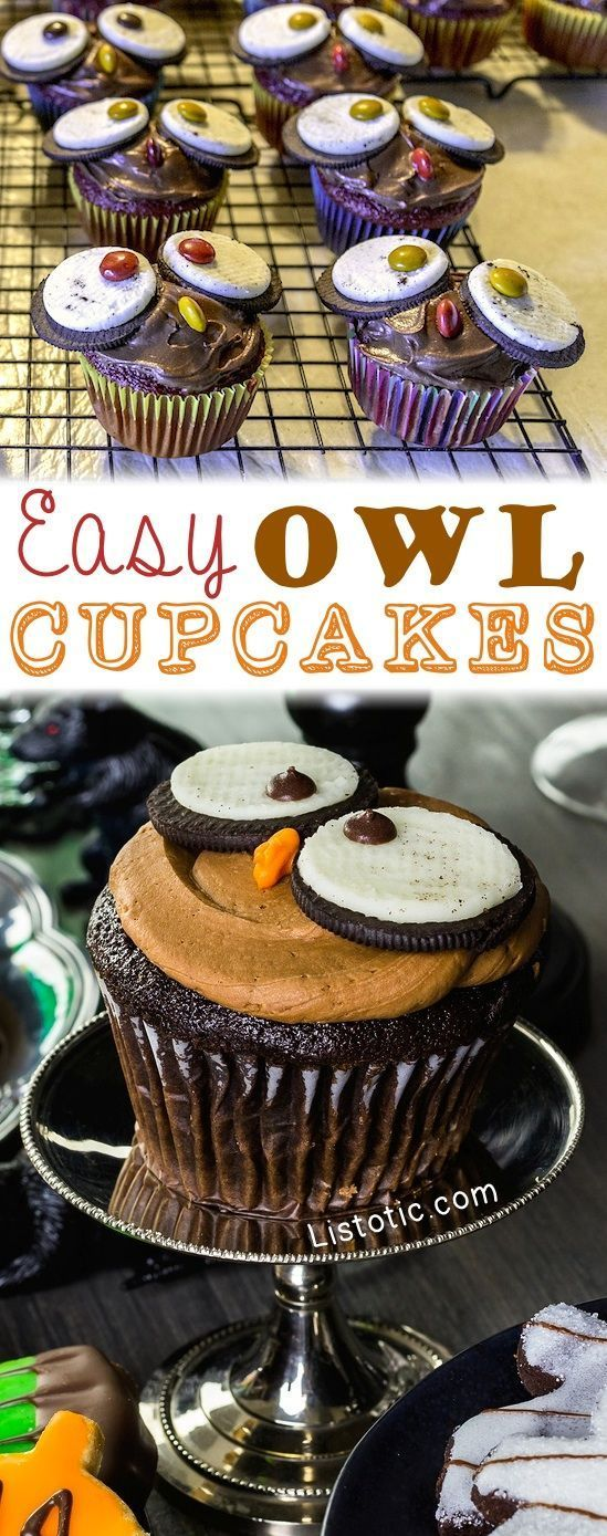 15 Super Easy Halloween Treats For Kids and Adults - Make ...