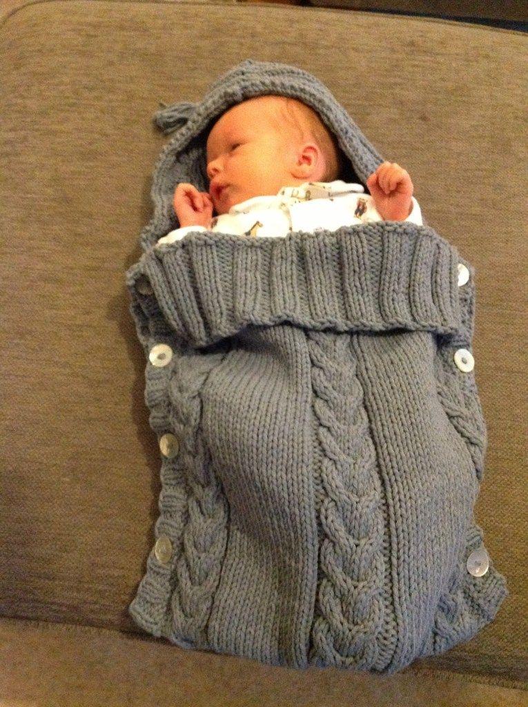 Phildar baby bunting | Tejido | Pinterest | Kinderkleider, Stricken ...