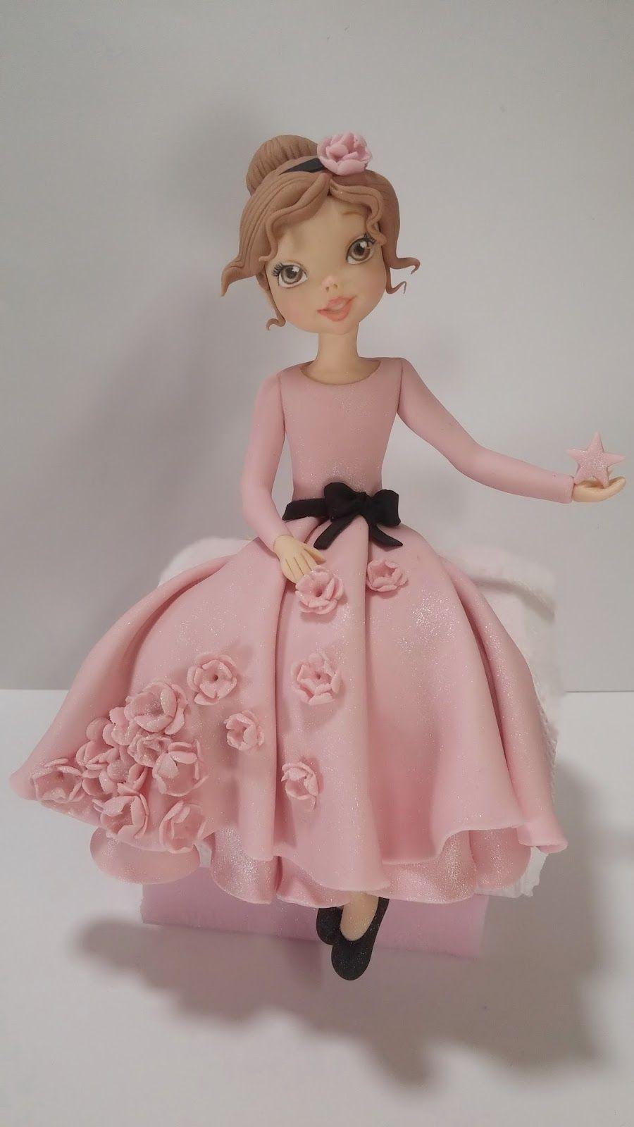 Devojcica+sa+roze+cvetnom+haljinom+1.jpg (900×1600) | porcelana ...