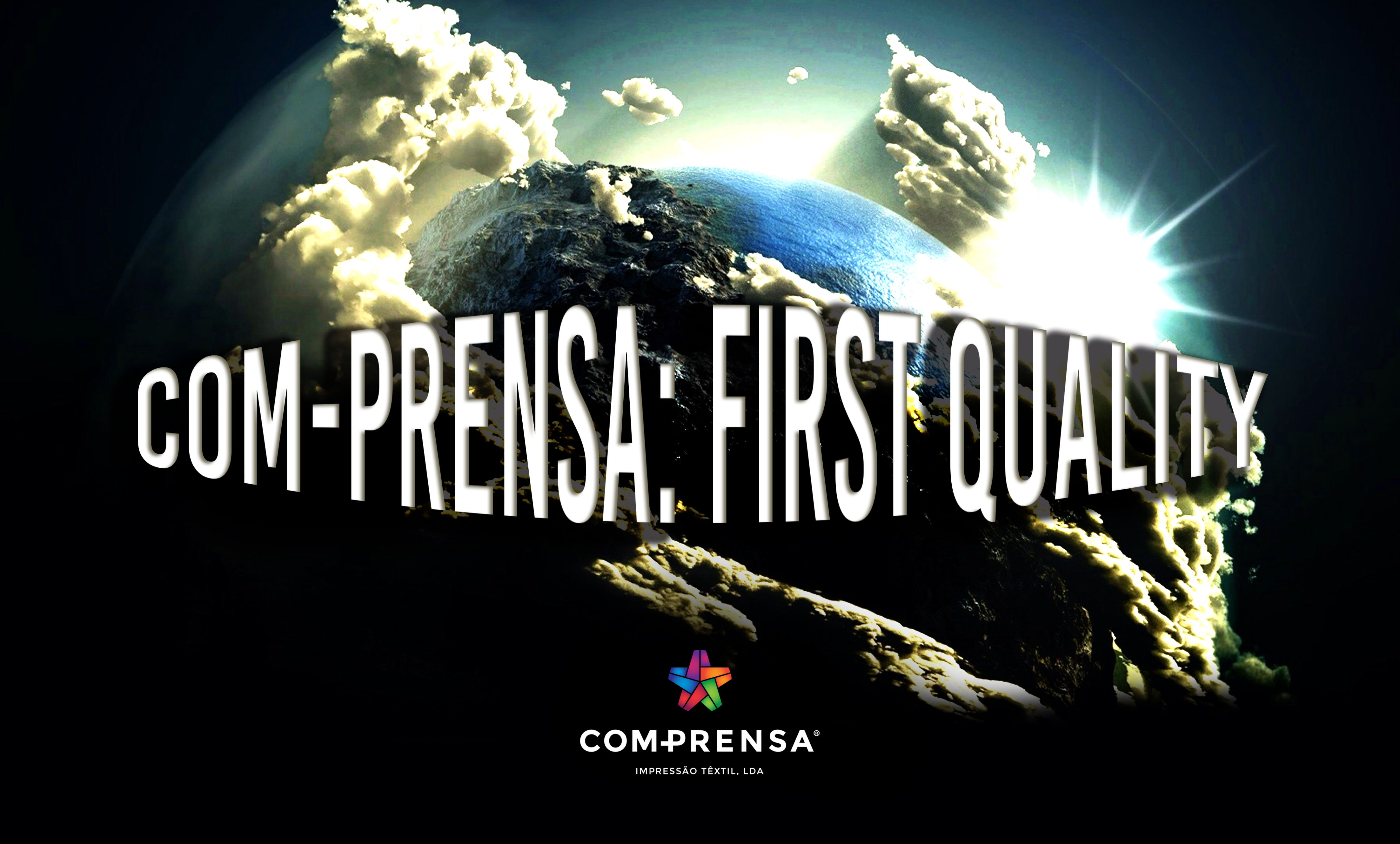 COM-PRENSA: FIRST QUALITY