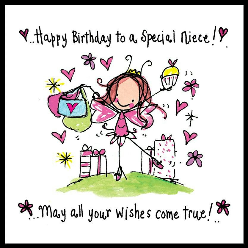 Happy Birthday Niece Images For Fb ~ Pin by denise bouscayrol orbaugh on happy birthday